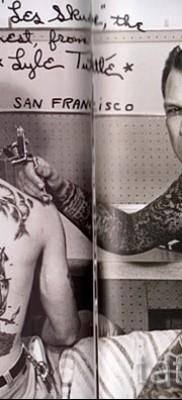 тюремные тату паутина – фото готовой татуировки – 20122015 № 4