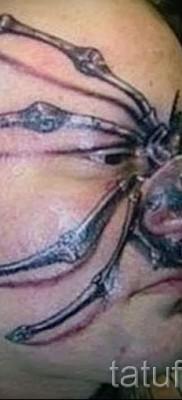 тюремные тату паутина – фото готовой татуировки – 20122015 № 8