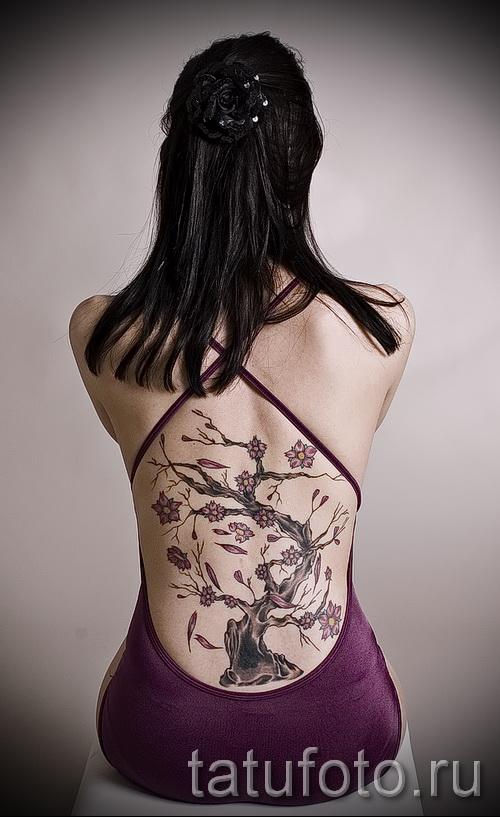 Фото тату дерево - рисункb для тату 09122015 № 055