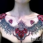 Picture-Option aus dem Nummer 15122015 - Tattoo Schlüsselbein stieg 3