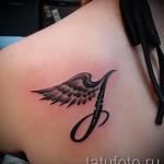 Tattoo Buchstaben L - Fotos von fertigen Tattoos - 20122015 Nummer 1