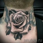 Tattoo black and white colors - photos from the option number 21122015 1