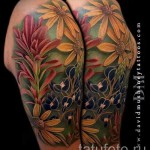 Tattoo wildflowers - Photos from the option number 21122015 1