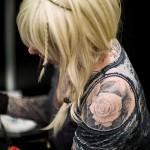 Tattoos weiße Rose - Fotos Möglichkeit Nummer 15122015 2