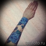 blue rose tattoo - Picture-Option aus dem Nummer 15122015 2