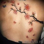 cherry blossom tattoo 1