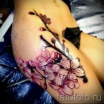 cherry blossom tattoo - Picture option from the number 21122015 2