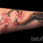 Sleeve Tattoos Cherry Blossom