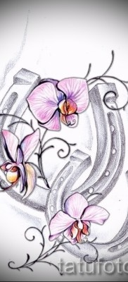 horseshoe tattoo designs — example pictures 5