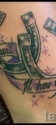 horseshoe tattoo photos by 07122015 2
