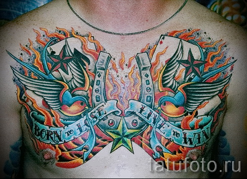 horseshoe tattoo photos by 07122015 5