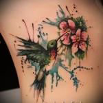 tatouage abstrait pour les filles - photo par exemple du nombre 21122015 1