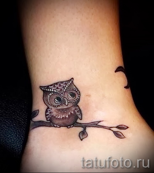tattoo on ankle women - Photo example 2