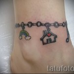 tattoo on her ankle for example photos of girls 4