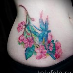 tattoos for girls Sakura - Photo example of the number 12122015 1