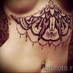 тату под грудиной фото - примеры татуировок на фотографии от 16012016 2