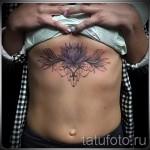 тату под грудиной фото - примеры татуировок на фотографии от 16012016 40