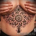 тату под грудиной фото - примеры татуировок на фотографии от 16012016 42