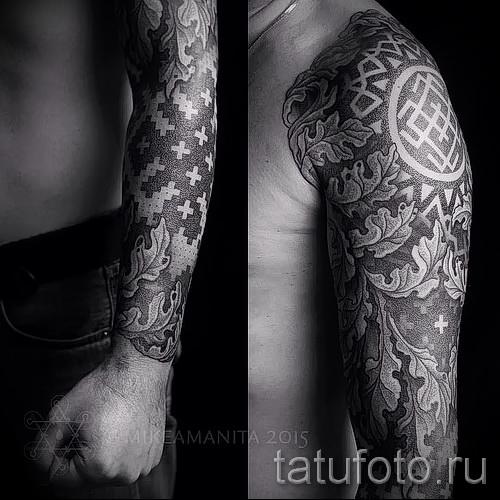 славянские узоры тату - фото пример для выбора от 28022016 1