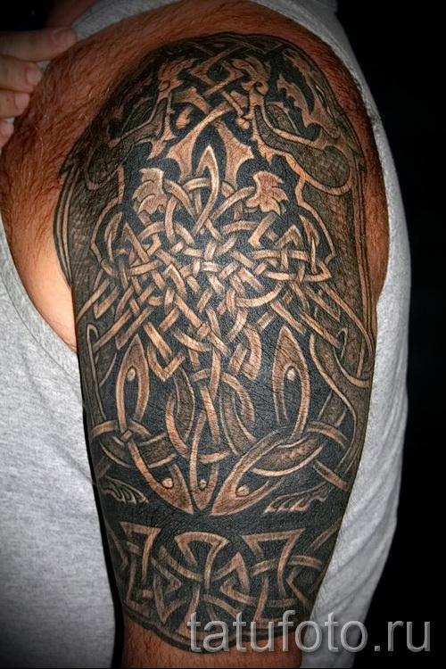 славянские узоры тату - фото пример для выбора от 28022016 3