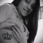 тату корона на ребрах - фотография с примером татуировки от 03022016 1