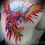 тату феникс фото - фото готовой татуировки от 11022016 3