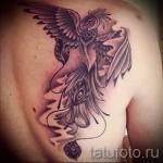 тату феникс 3d - фото готовой татуировки от 11022016 4