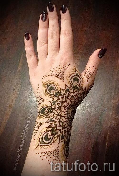 красивые узоры тату - фото пример для выбора от 28022016 8