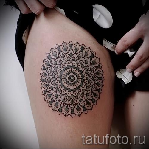 черные узоры для тату - фото пример для выбора от 28022016 18