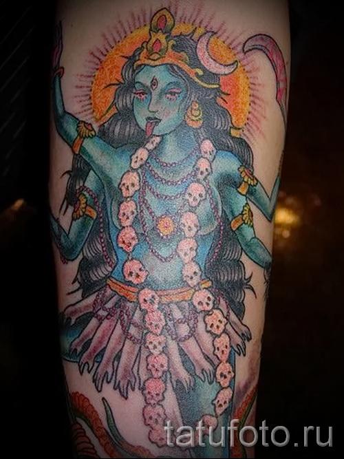 Indian Tattoo-Designs - Foto Beispiel für die Auswahl von 28022016 2