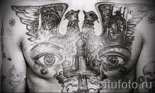 Russian tattoo designs - Photo example to select from 28022016 2