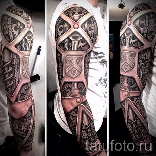 Tattoo Ärmel Designs - Foto Beispiel für die Auswahl von 28022016 1