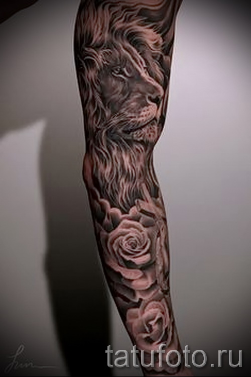Tattoo Ärmel Designs - Foto Beispiel für die Auswahl von 28022016 2