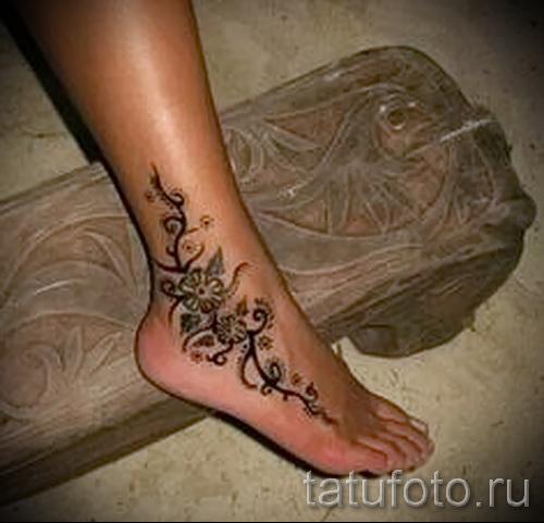 Tattoo-Designs zu Fuß - Foto Beispiel für die Auswahl von 28022016 2