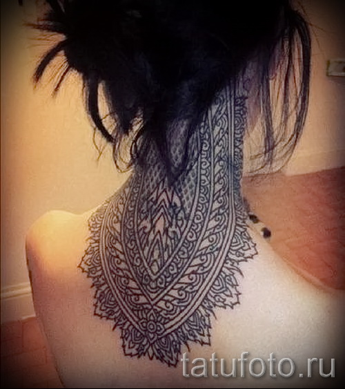 beautiful patterns tattoo - Photo example to choose from 28022016 2