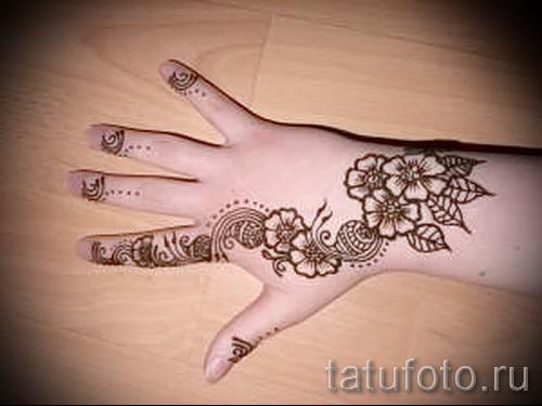 conceptions de tatouage sur la main pour les filles - exemple photo pour la sélection de 28022016 2