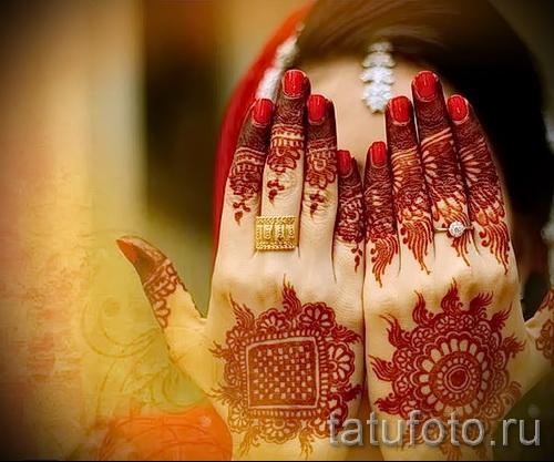 conceptions de tatouage sur la main pour les filles - exemple photo pour la sélection de 28022016 3