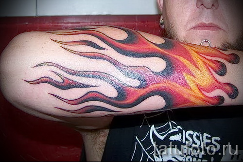 flame tattoo patterns - Photo example for the selection of 28022016 7