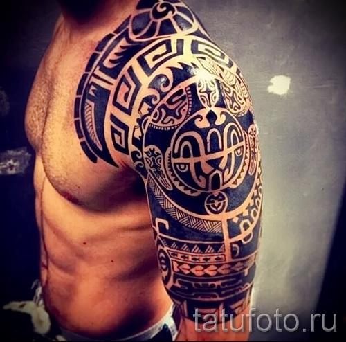 motifs de tatouage sur son épaule - un exemple de photo pour sélectionner à partir de 28022016 2