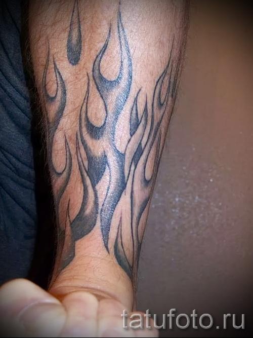 motifs flamme de tatouage - Photo exemple pour la sélection de 28022016 3