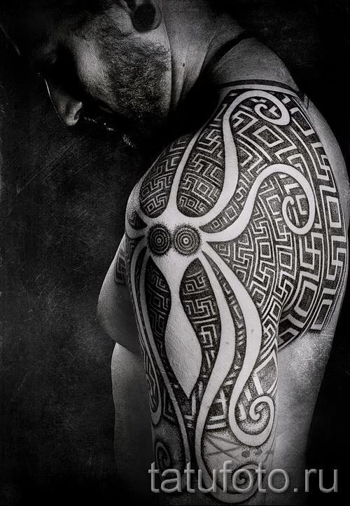 motifs noirs pour les tatouages - exemple photo pour la sélection de 28022016 3