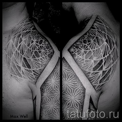 motifs noirs pour les tatouages - exemple photo pour la sélection de 28022016 5