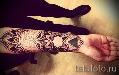 motifs sur le tatouage du poignet - exemple photo pour la sélection de 28022016 2