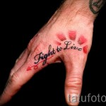 tattoo designs for men on the hand - Photo example for the selection of 28022016 1