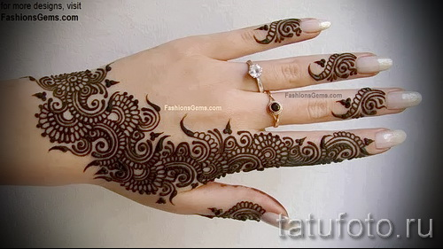 tattoo designs on hand for the girls - Photo example for the selection of 28022016 2