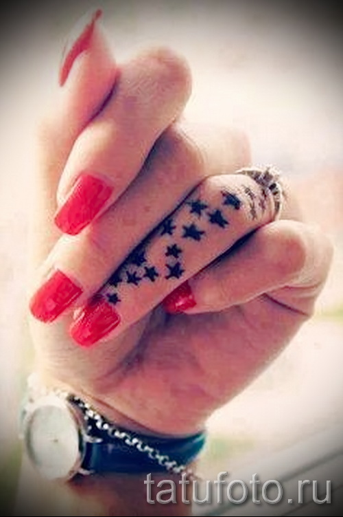 tattoo designs on hand for the girls - Photo example for the selection of 28022016 3