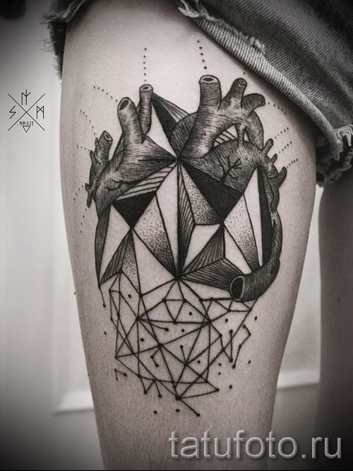 tattoo geometric designs - Photo example to choose from 28022016 4