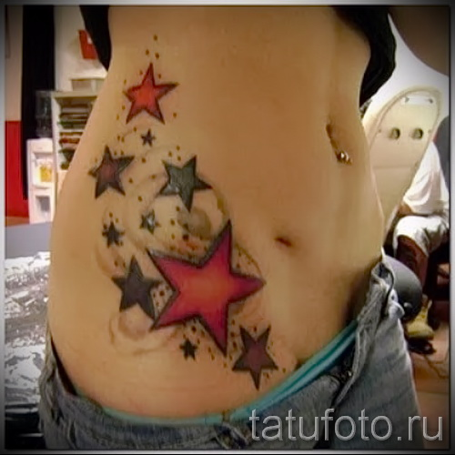 tattoo on her hip girls pictures - examples of finished tattoo photos 01022016 10