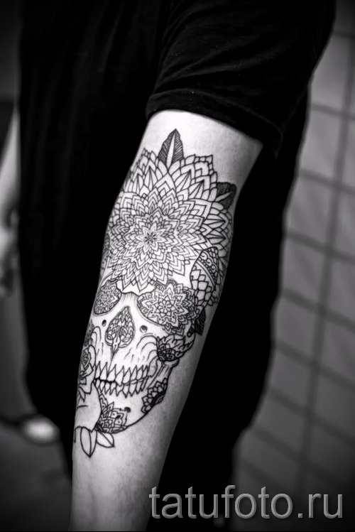 tattoo on his forearm male patterns - Photo example for the selection of 28022016 4