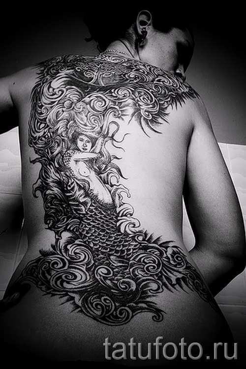 tattoo patterns on the back of female - to select a photo example of 28022016 1